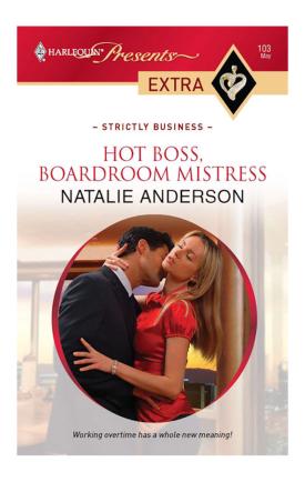 Hot Boss, Boardroom Mistress